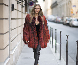 josephine skriver and street style image