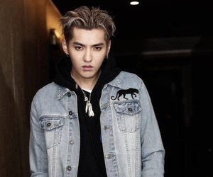 exo, wu yifan, and kris image