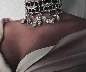fashion, choker, and style image