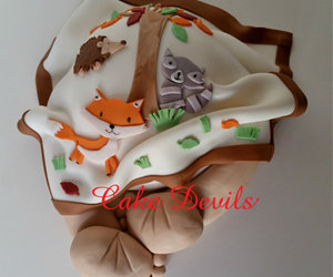butt, etsy, and fox image