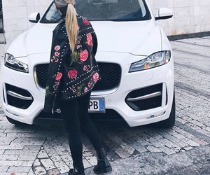 cars, outfit, and albania image