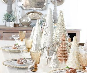 breakfast, december, and decor image