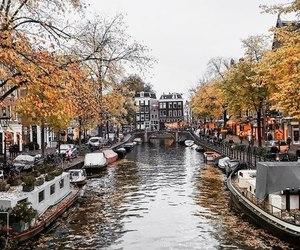 amsterdam, beautiful, and netherlands image