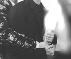 couple, bts, and seokjin image
