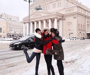cold, love it, and snow image
