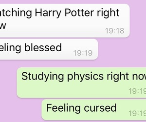 funny, harry potter, and study image