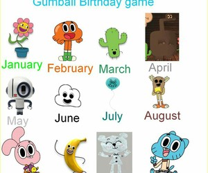 zodiac, the signs, and amazing world of gumball image