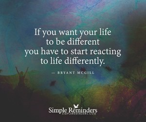 quote, life, and reality image