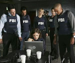 criminal minds, fbi, and jj image