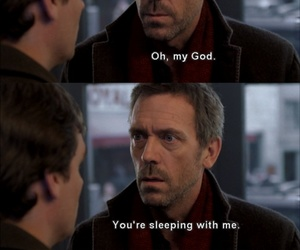 house md, house, and hugh laurie image