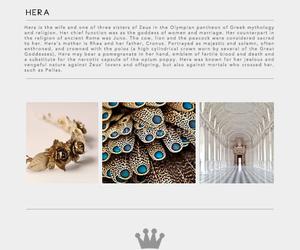 goddess, hera, and mythology image