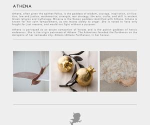 athena, goddess, and mythology image
