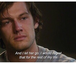 quotes, endless love, and movie image