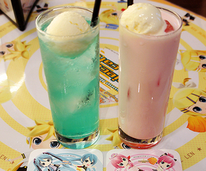 cafe, vocaloid, and drink image