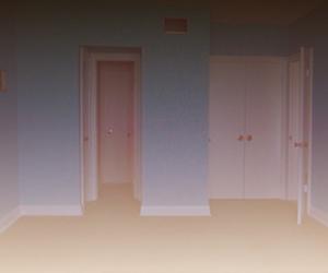 bedroom, house, and Kirsten Dunst image
