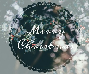 december and merry christmas image