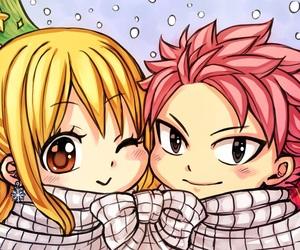 nalu, anime, and Lucy image