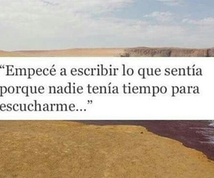 frases, listen, and tiempo image