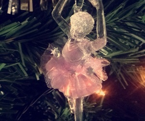 ballerina, ballet, and baubles image