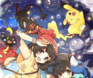 pokemon and sara image