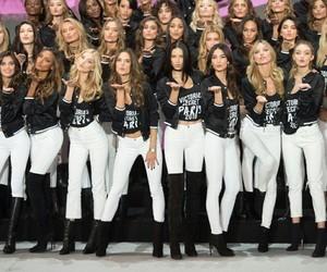 model, fashion, and Victoria's Secret image