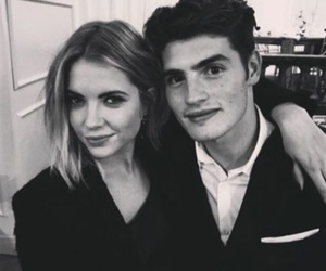 ashley benson, pll, and gregg sulkin image