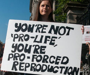 pro-choice and pro-choice is pro-safe image