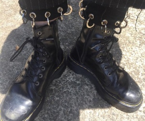 aesthetic, style, and doc martens image
