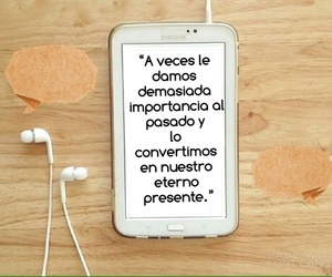 frases, texto, and wallpaper image