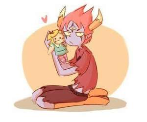 star, the demon, and Tom image