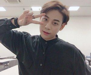 kpop, changjae, and cute image