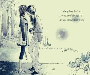 anime, couples, and anime couples image