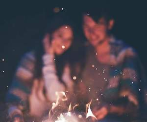 love and fire image