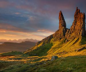 coast, highland, and highlands image