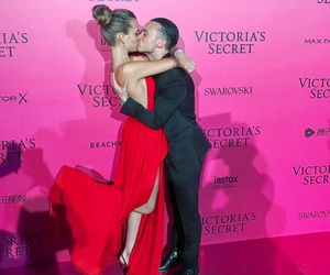 couple, josephine skriver, and goals image