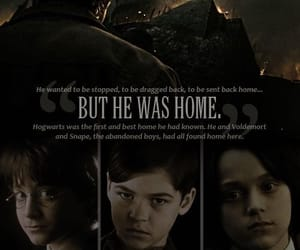 harry potter, hogwarts, and severus snape image