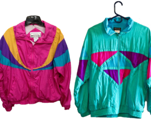 80s, 90s, and colorful image