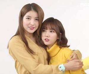 sowon, eunha, and gfriend image