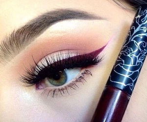 goals, makeup, and tumblr image