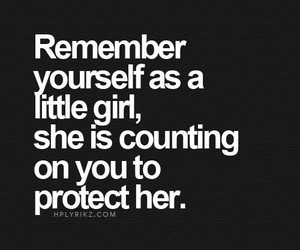 quotes, girl, and memories image