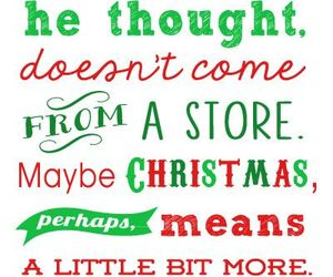 christmas, quote, and grinch image