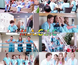 cristina yang, friendship, and Greys image