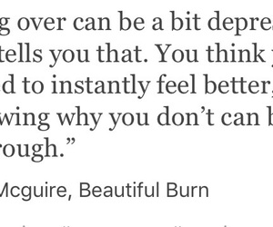 beautiful disaster, quotes, and love image
