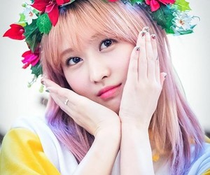 momo, twice, and kpop image