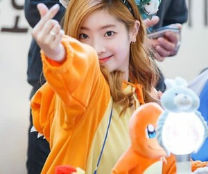 twice, dahyun, and kpop image