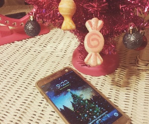 christmas, ornaments, and cute image