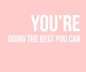 motivational and pink image