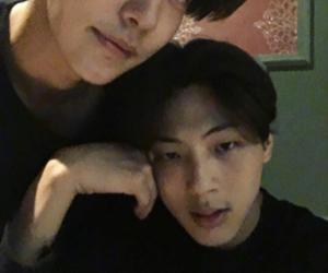 actor, jisoo, and joohyuk image