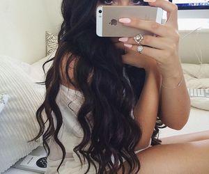 braids, tumblr, and vogue image