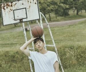 actor, Basketball, and namjoohyuk image